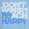 Womens High-Low Crusher Tank, Don't Worry Beach Happy
