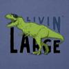 Boys Cool Tee Livin' Large T-Rex
