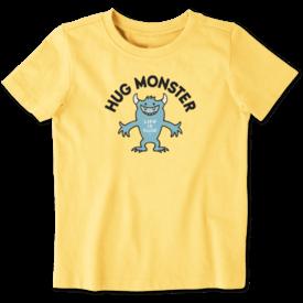 Toddler Crusher Tee, Hug Monster