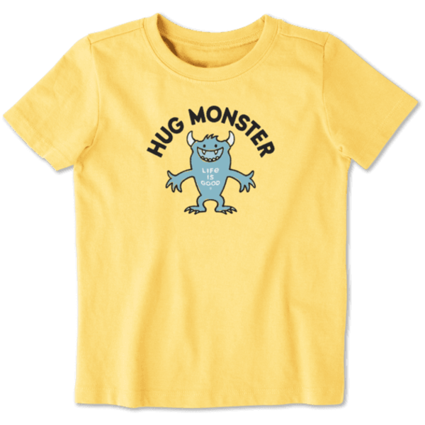Toddler Crusher Tee Hug Monster