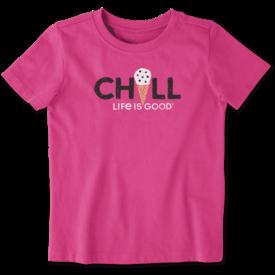 Toddler Crusher Tee, Chill Ice Cream