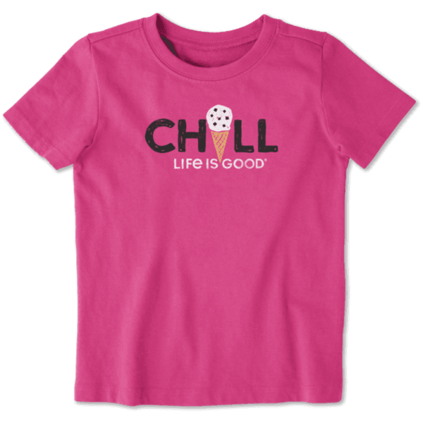 Toddler Crusher Tee Chill Ice Cream