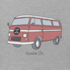 Men's Crusher Tee, Ramble On