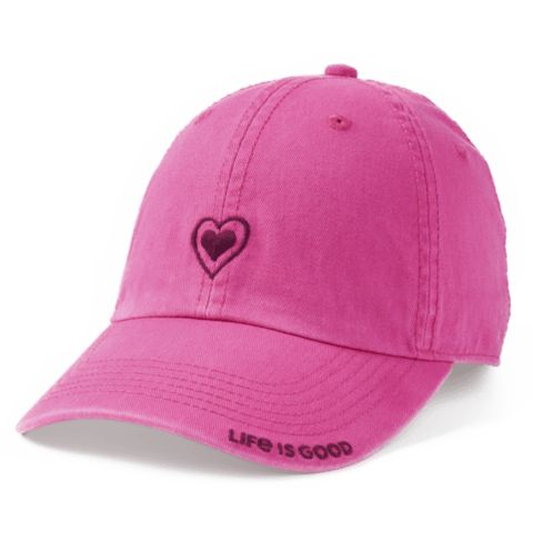 Chill Cap, Heart Outline