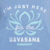 Womens Breezy Tank Here For The Savasna