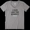 Womens Cool Vee Run Like Winded