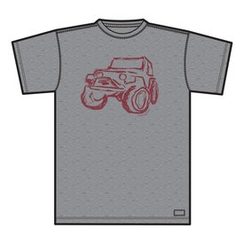 Men's Crusher Tee, Jeep Good Times Roll