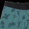 Men's Knit Boxer Brief Set, Outdoor Action
