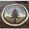 Men's Go To Hoodie, Tree Coin