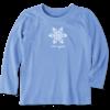 Toddler Crusher L/S Tee Vintage Snowflake