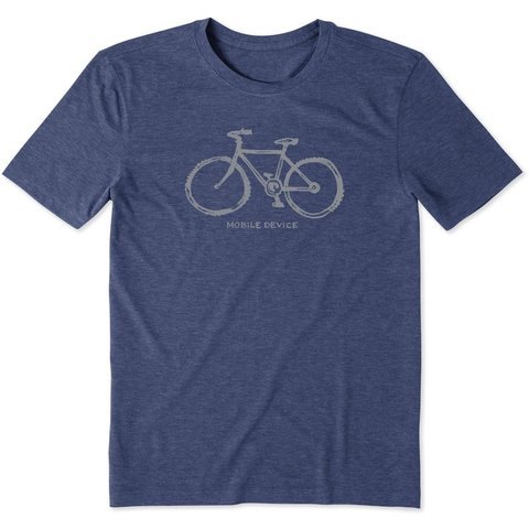 Men's Cool Tee, Mobile Device