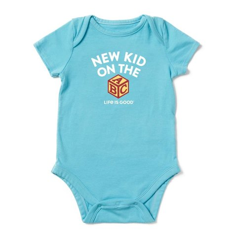 Baby One Piece New Kid on the Block