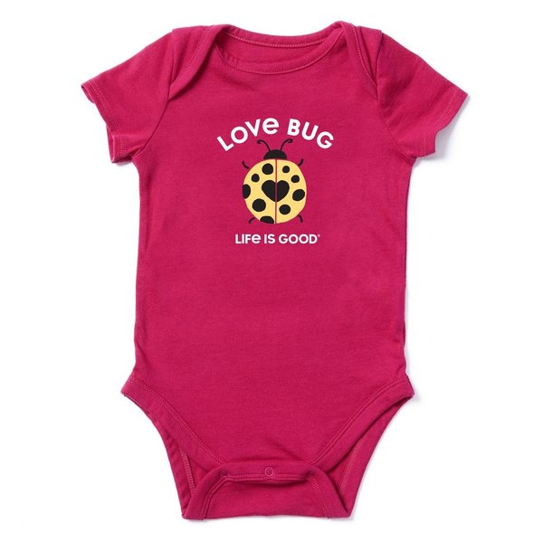 Baby One Piece Love Bug Ladybug