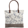 All in One Tote, Flowers Wander Free