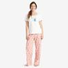Womens Jersey Sleep Pants, Rocket
