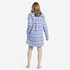Womens Bedtime Button Down Sleep Shirt
