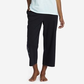 Life is Good Womens Cropped Sleep Pant, Good Night