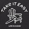 Men's Cool Tee, Take it Easy Muskoka Chair