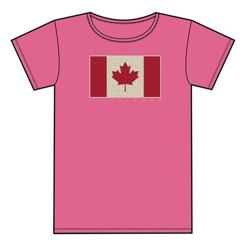 Girls Crusher Tee, LIG Canada