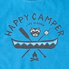 Boys Crusher Tee Happy Camper
