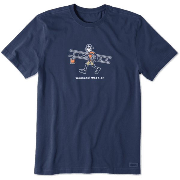 Men's Crusher Tee Weekend Warrior