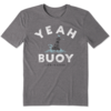 Men's Cool Tee, Yeah Buoy
