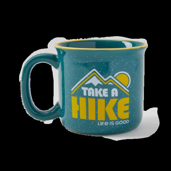 Happy Camper Mug, Take a Hike