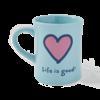 Diner Mug, Heart