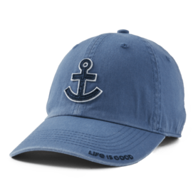 Chill Cap, Anchor, Vintage Blue