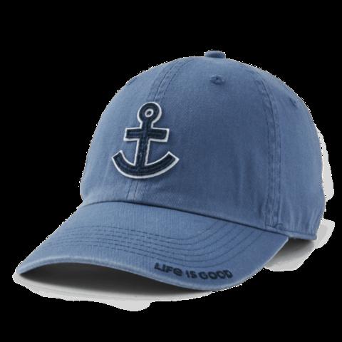 Chill Cap, Anchor, Vintage Blue
