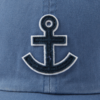 Chill Cap, Anchor