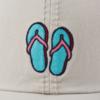 Sunwashed Chill Cap Flip Flops