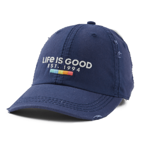 Sunwashed Chill Cap, LIG Rainbow