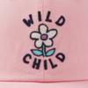 Kids Chill Cap, Wild Child Flowers