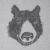 Men's Smooth Tee, Outdoor Bear