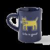 Diner Mug, Rocket Dog Bone