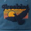 Soft Mesh Back Chill Cap, Freebird