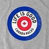 Men's Crusher Tee, Curling Rocks