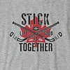 Womens Crusher Tee Stick Together Hockey