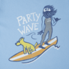 Boys Crusher Tee Party Wave