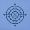 Men's Crusher Tee, Sun Compass