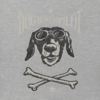 Men's Crusher Tee Dog is My Co-Pilot