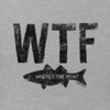 Men's Crusher Tee, WTF Fish