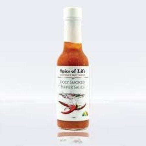 Spice of Life Holy Smoked Pepepr Hot Sauce