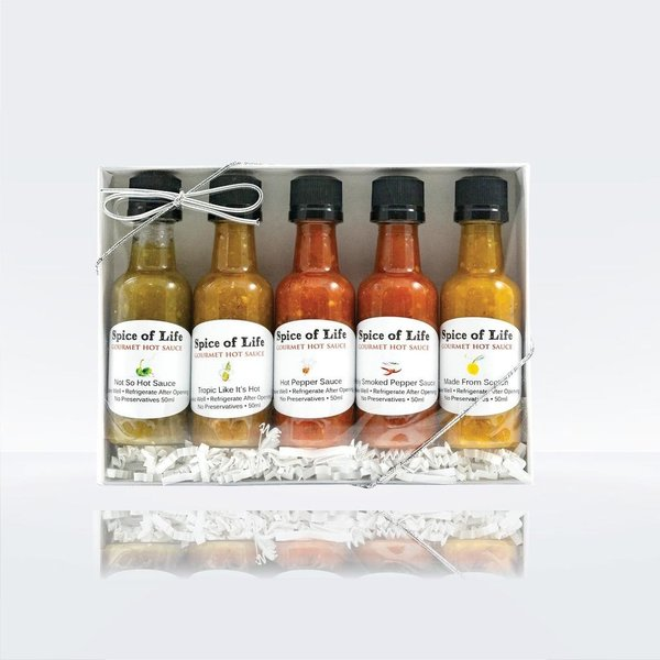 Spice of Life Spice of Life Hot Sauce Sampler Pack