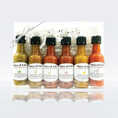 Spice of Life Hot Sauce Sampler Pack