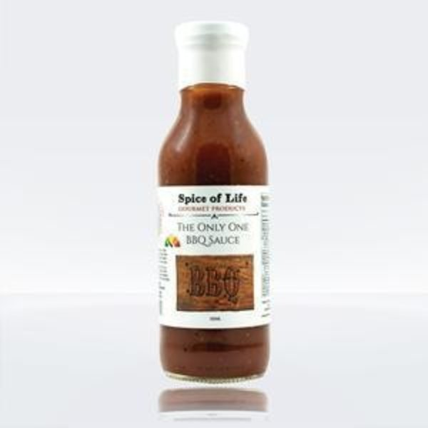 Spice of Life Spice of Life The Only One BBQ Sauce