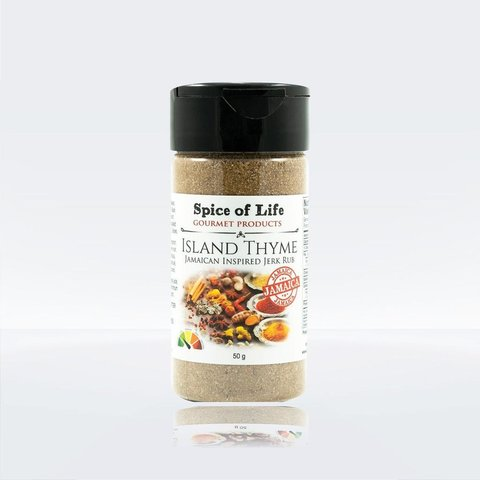 Spice of Life Island Thyme Rub