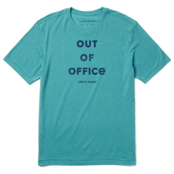 Men's Cool Tee, Out of Office