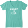 Womens Crusher Vee Kindess is Free